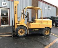 Hyster H80C Gasoline Pneumatic