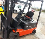 2011 Doosan B20X-5 Electric Pne