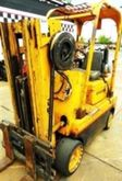 1973 Hyster S50C LP Gas Cushion
