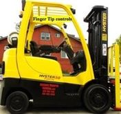 2011 Hyster S50FT LP Gas Cushio