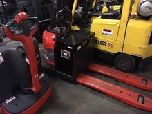 2015 Linde EWR27 Electric Elect