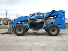 2006 Genie Lift GTH 644 Diesel