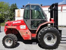 Used 2011 Manitou M3