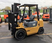 Used Cat GP25 LP Gas