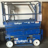 UPRIGHT MX19 Electric Scissor L