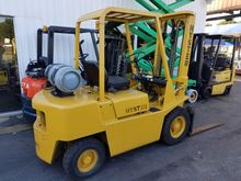 Used Hyster H50XL LP