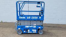 2008 Genie GS1930 Electric Scis