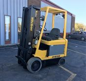 Hyster E60XM Electric Electric