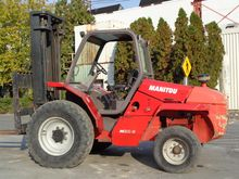 Used 2006 Manitou M5