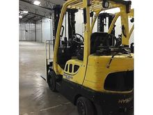 2011 Hyster S60FT LP Gas Cushio