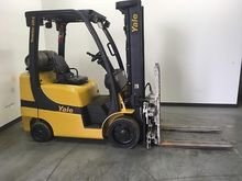 2012 Yale GC060VX LP Gas Cushio
