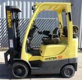2006 Hyster S50FT LP Gas Cushio