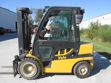 Used 2011 Yale GDP06