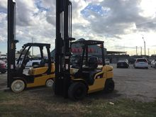 Used 2005 Cat FD30N