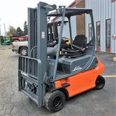 Linde E20P-02 Electric Electric