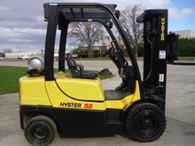 Used 2008 Hyster H50