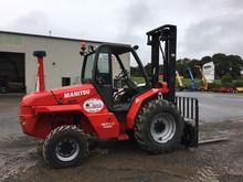Used Manitou M50-4 D