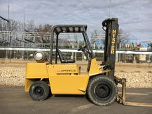Used 1986 Hyster H60