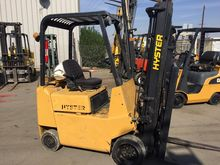 Used 1984 Hyster S30