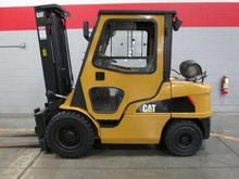 2013 Cat P7000 LP Gas Pneumatic