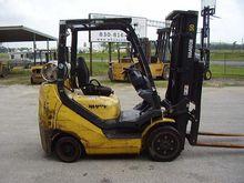 2009 Hamech G25ST-16 LP Gas Cus