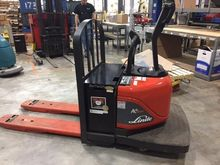 2013 Linde EWR60 Electric Elect