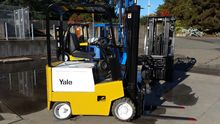 Yale ERC030 Electric Electric S