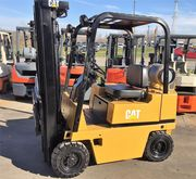 Used Cat V35D LP Gas