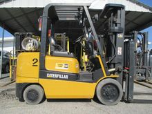 Used 1999 Cat GC30K