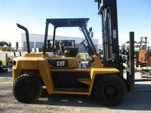 Used 2012 Cat DP70 D