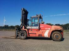 Kalmar DCE160-12 Pneumatic Tire
