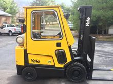Yale GLP040 LP Gas Pneumatic Ti