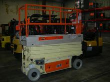 2007 JLG 2630ES Electric Scisso