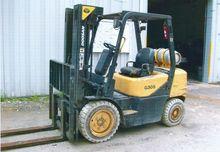 Used 2001 Doosan G30