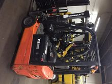 2013 Doosan B15T Electric Elect