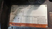 Used 2013 Toyota 8FG