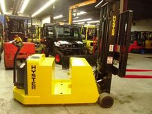 2008 Hyster W40ZC Electric Elec