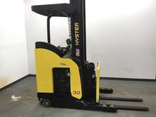 2013 Hyster N30ZDR Electric Ele