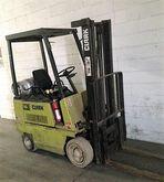 Used 1996 Clark GCX1