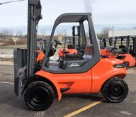Used Linde H45T-600