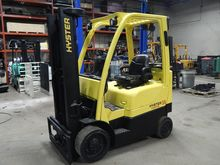 Used 2008 Hyster S55
