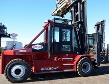Used 2012 Taylor TX3