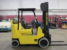 2000 Hyster S80XL LP Gas Cushio
