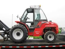 Used 2011 Manitou M4