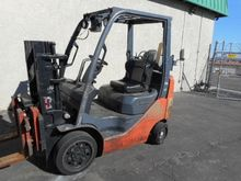 Used Toyota 6FGC020