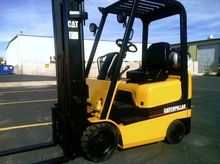 Used 2003 Cat GC18K