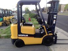 Used 2003 Cat GC20K