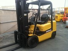 Used 2002 Cat GC30K
