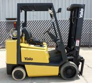2001 Yale GLC060TG LP Gas Cushi