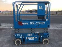 Used 2002 Genie GS-1
